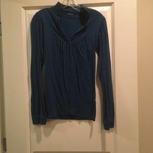 Long sleeve cotton Made shirt